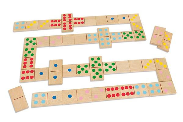que es el domino y como se juega