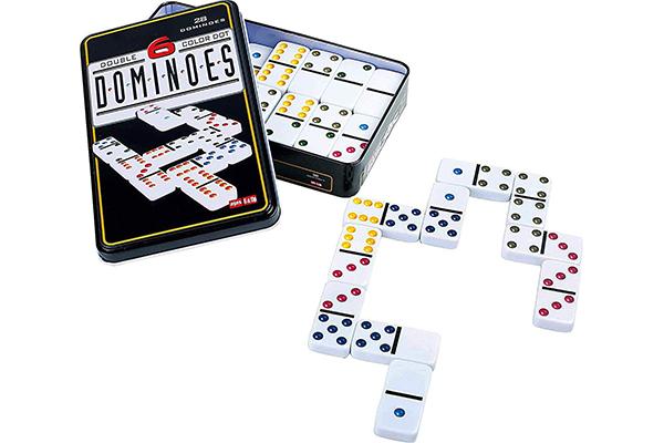 reglas del domino en ingles y español