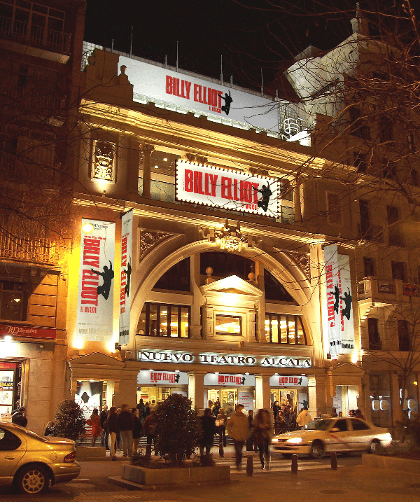 review billy elliot madrid