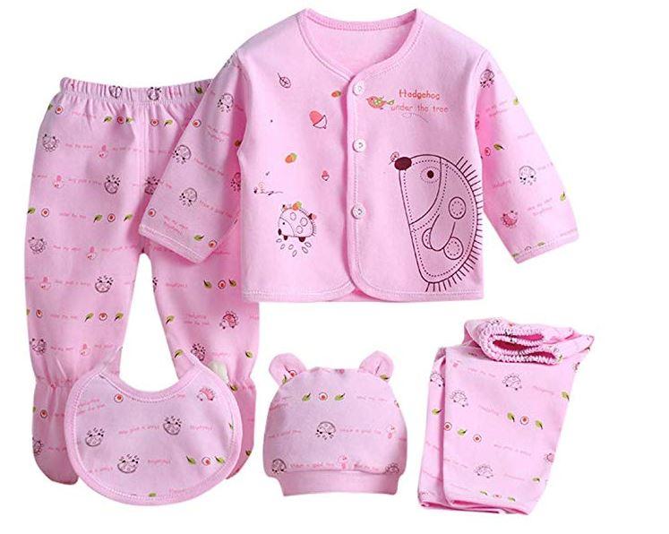 ropa para niña recien nacida