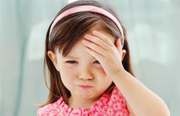 vertigo en niños causas