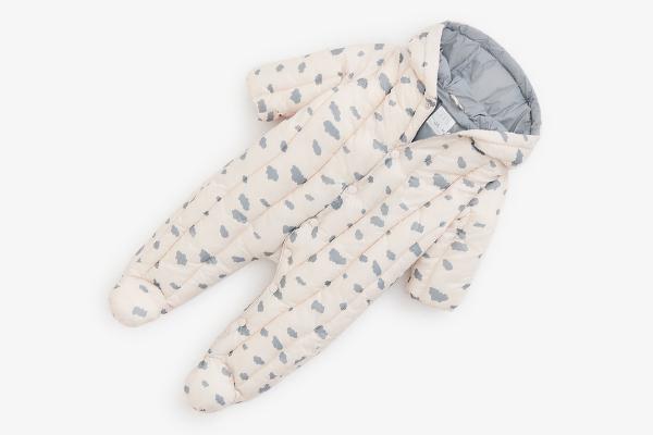 abrigo para recién nacido