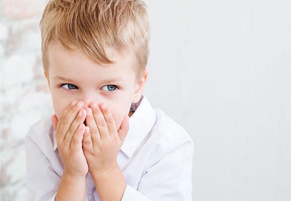 como se manifiesta la ansiedad en los niños