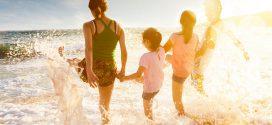 10 consejos útiles para unas vacaciones en familia