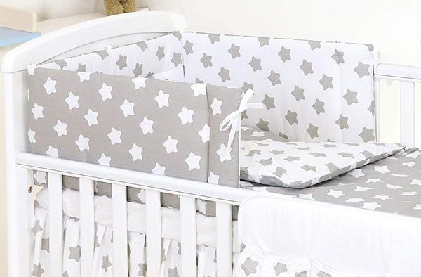 cuna de tela para bebe