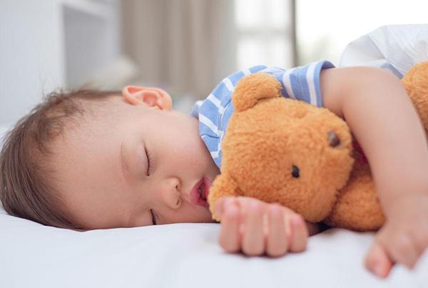 conseguir que el bebé duerma