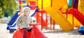 5 beneficios de los parques infantiles para niños