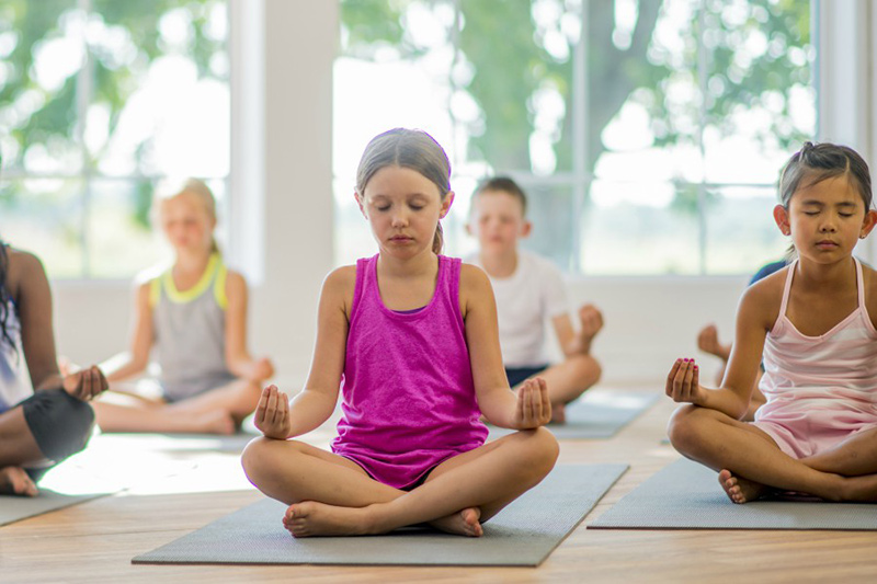 mindfulness niños ejercicios