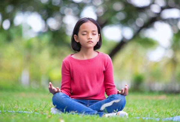 mindfulness para niños musica