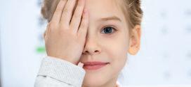 Cómo detectar ojo vago en bebés y niños
