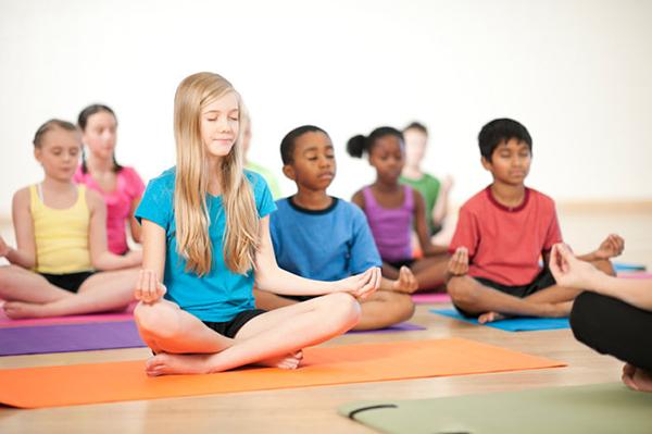 sesion mindfulness para niños