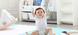 Las 5 mejores alfombras de juego para bebés