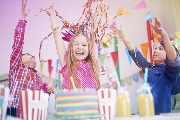 fiestas de cumpleaños originales para niños en casa