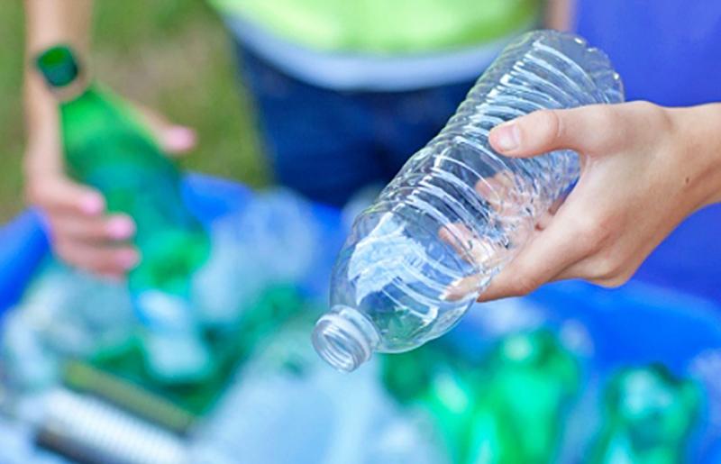 imagenes de reciclaje de botellas de plastico