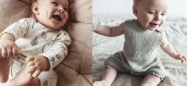 Catálogo de bebé en Zara; ¡Últimas tendencias!