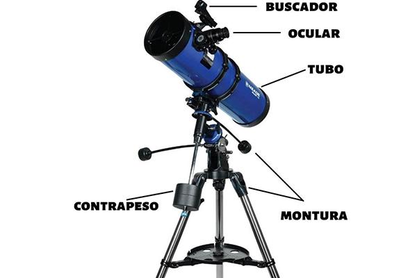 como hacer un telescopio con tubos de carton