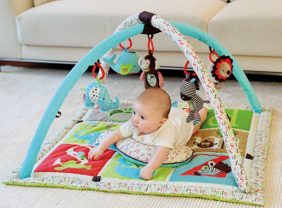 mejores alfombras de juegos para bebes