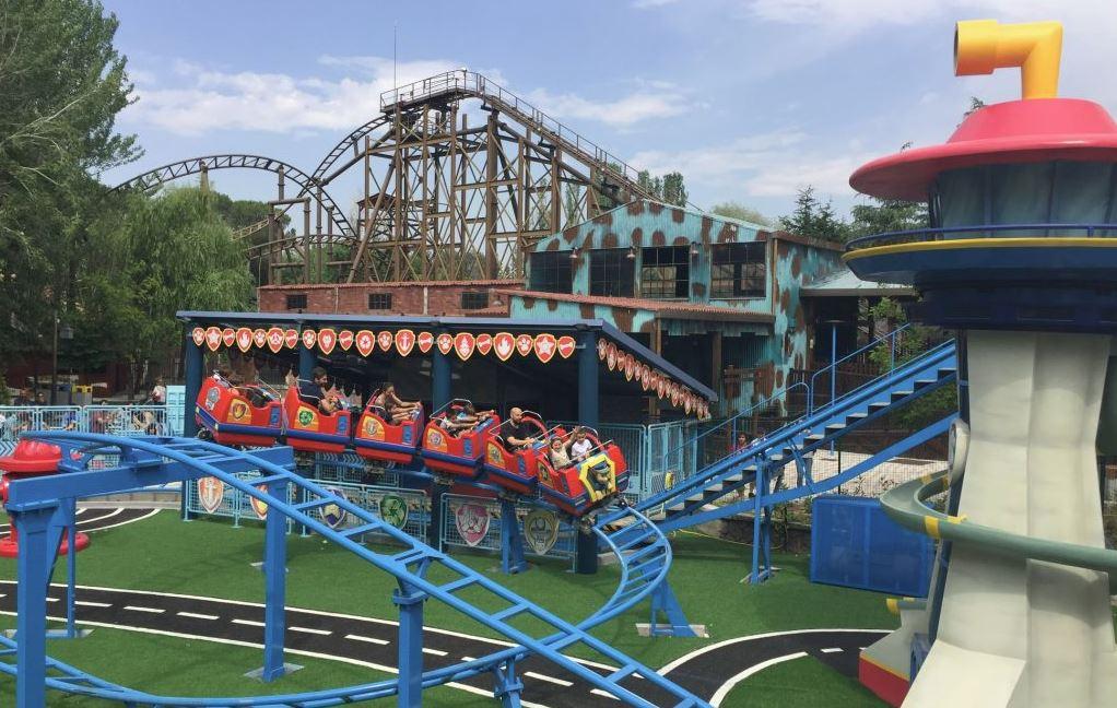atracciones para niños parque atracciones madrid