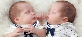 Vestir gemelos; ¿Iguales o diferentes?