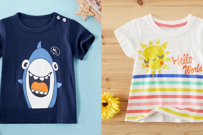 camisetas originales para bebés