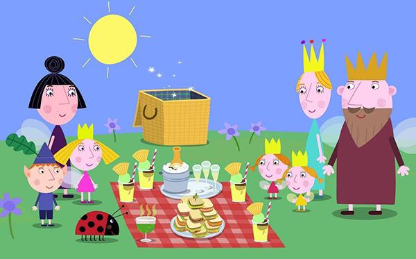 dibujos animados recomendados para niños 3 años