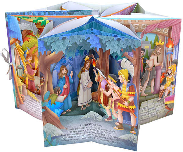 libros semana santa