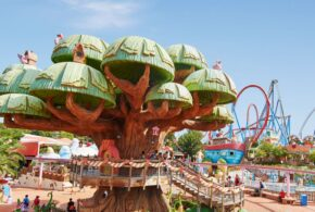 Los mejores parques de atracciones para visitar con niños pequeños
