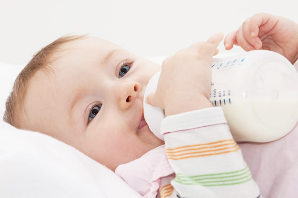 alimentación bebé 6 meses