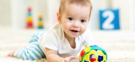 8 beneficios de los juegos de bebés