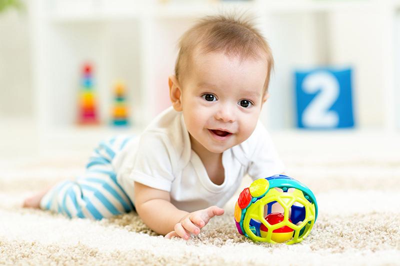 beneficios juegos para bebés