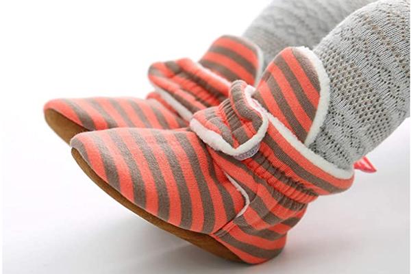 cuando deben empezar a usar zapatos los bebés