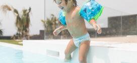 Los mejores pañales para piscina y playa