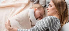 Dormir con el bebé en la misma habitación