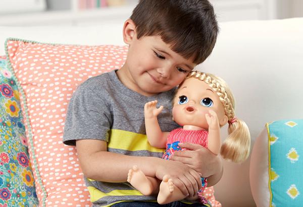 cómo jugar con los niños - juegos de bebes
