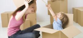 10 manualidades con cajas de cartón para niños