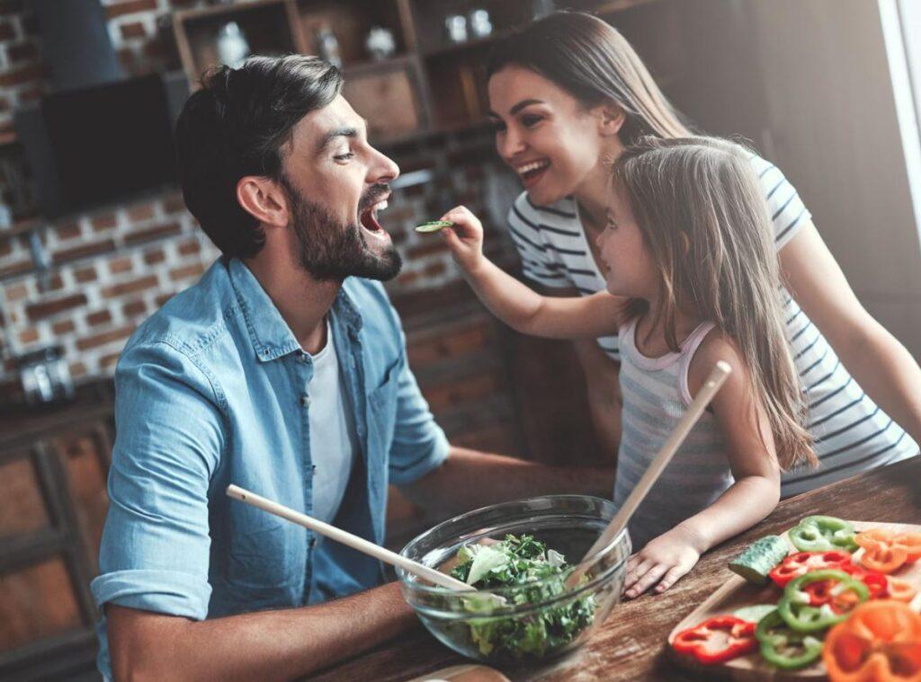 consejos para padres sobre alimentación sus hijos