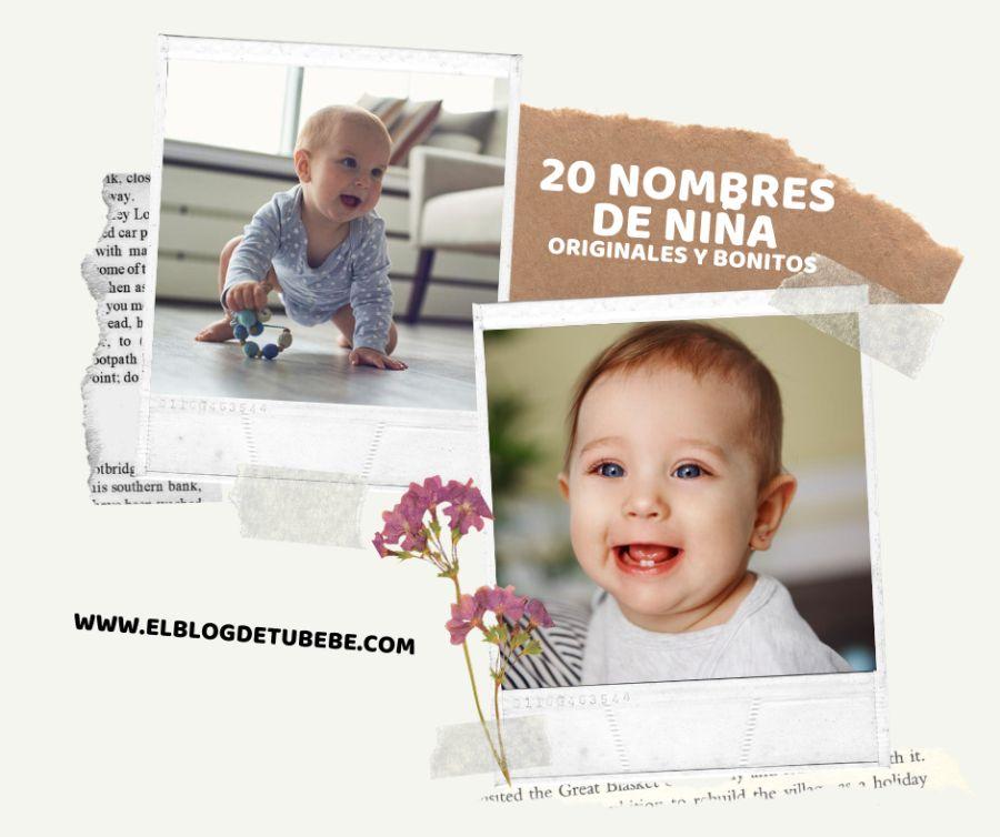nombres de niña originales y bonitos - el blog de tu bebe