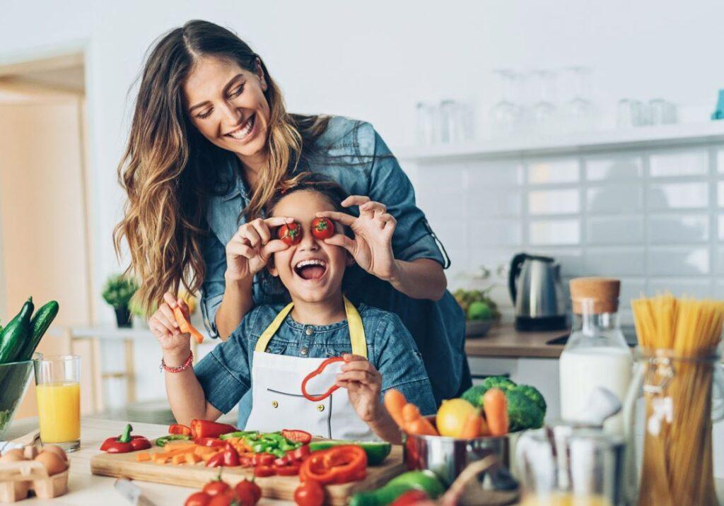 nutrientes saludables para el aprendizaje de los niños