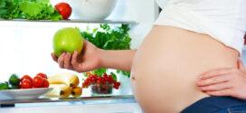 Qué comer en el primer trimestre de embarazo