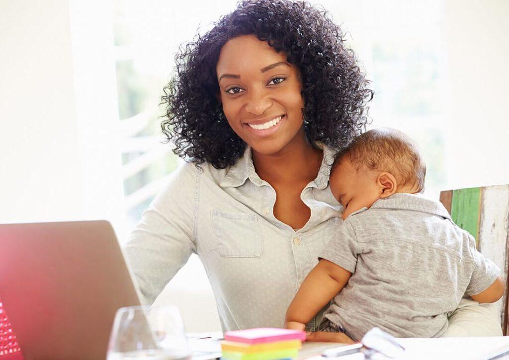 calculadora baja maternal