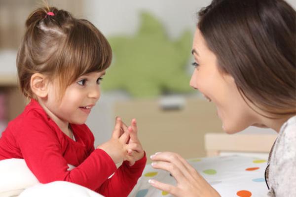 como educar a mi niña de 3 años