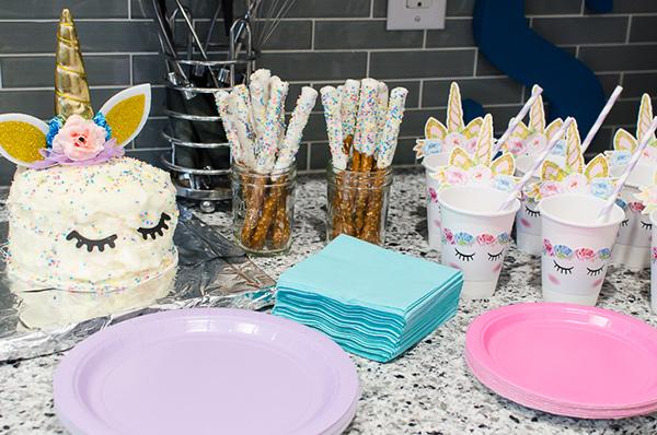 ideas cumpleaños de unicornio