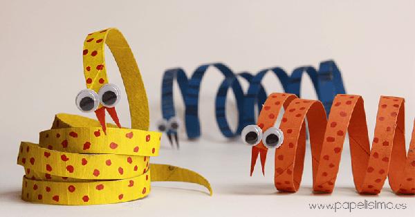 como hacer animales de papel faciles