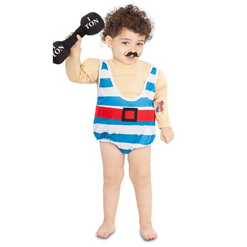 como disfrazarse de bebe