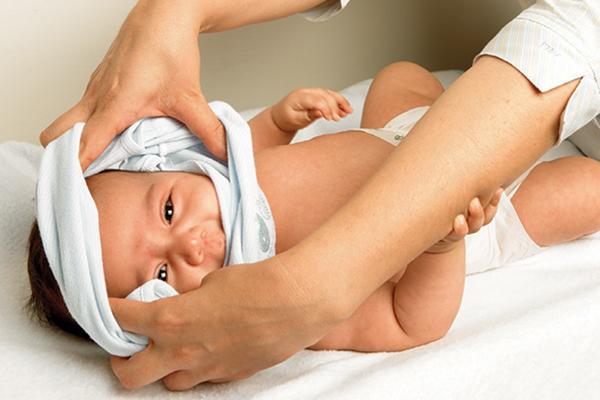 dermatitis seborreica en bebes tratamiento natural