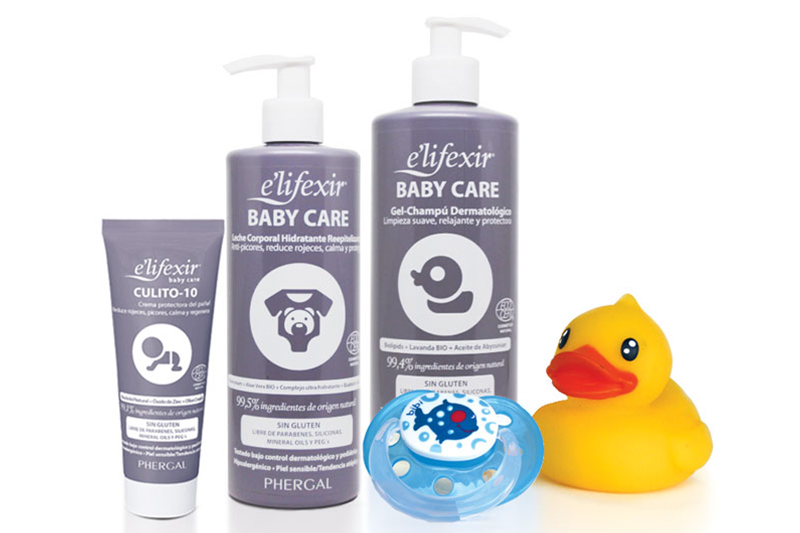 cosmética natural certificada para bebés