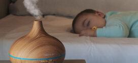 Los 6 mejores humidificadores para el dormitorio del bebé