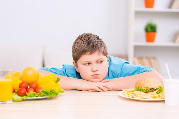 indice de colesterol niños