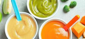 6 recetas de papillas para bebés (muy nutritivas)