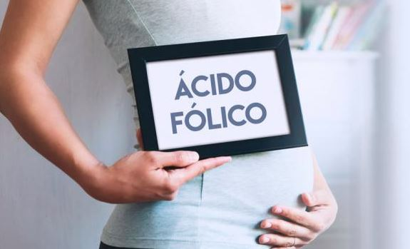 Uso de ácido fólico durante el embarazo